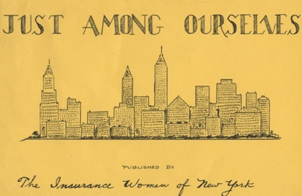 IWNY Newsletter, 1962
