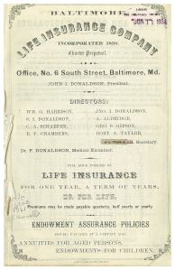 Baltimore Life Insurance Company