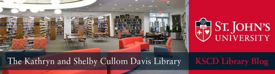KSCD Library Blog